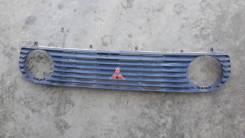 Решетка радиатора. Mitsubishi Pajero Mini, H51A Двигатель 4A30. Под заказ