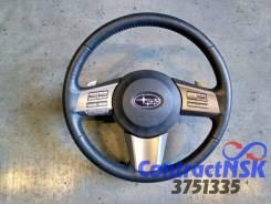 Руль. Subaru Legacy, BM9, BR9, BRF Двигатели: EJ253, EJ36D, EJ255, EJ25
