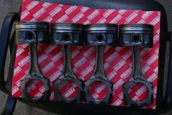 Поршень. Toyota Land Cruiser Prado, VZJ95 Двигатель 5VZFE