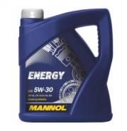 Mannol. Вязкость 5W-30, полусинтетическое