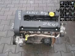 Двигатель Opel Zafira B 1.6 Z16XEP 20FP 2005-2008