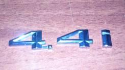 Эмблема Логотип 4.4I Для BMW X5 E53. BMW X5, E53