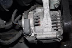 Генератор. Toyota: Vitz, Ractis, Yaris, Soluna Vios, Vios, Vios / Soluna Vios, Belta Двигатель 2SZFE