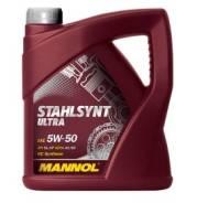 Mannol. Вязкость 5W-50, гидрокрекинговое