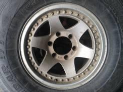 Хороший комплект, шины + литьё. 7.0x15 6x139.70 ET-12