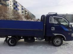 Kia Bongo III. Продаётся грузовик KIA Bongo III 2007год, 2 900 куб. см., 1 500 кг.