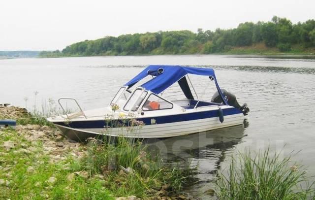 Rusboat-52. Год: 2017 год, длина 5,20м., двигатель подвесной, 90,00л.с., бензин. Под заказ