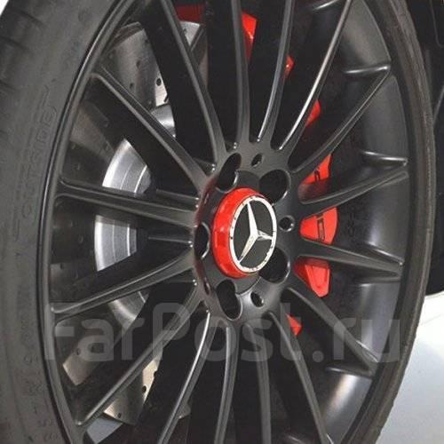 Колпак. Mercedes-Benz