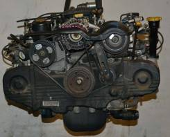 Двигатель. Subaru Legacy, BG3 Subaru Impreza Двигатель EJ18