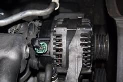 Генератор. Honda: Elysion, Odyssey, Accord, CR-V, Edix, Accord Tourer, Element, Stepwgn Двигатель K24A