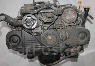Двигатель в сборе. Subaru Legacy Subaru Impreza, GC6, GF6 Двигатели: EJ18, EJ18E, EJ18S, EJ181