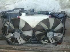 Вентилятор охлаждения радиатора. Toyota Mark X, GRX120