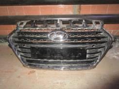 Решетка радиатора. Hyundai i40