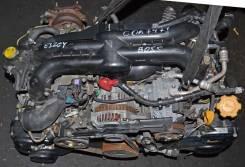 Двигатель в сборе. Subaru Legacy, BP5 Двигатель EJ20Y