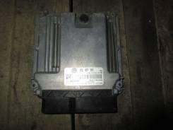 Блок управления двс. Volkswagen Passat Двигатель CBAB