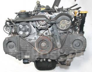 Двигатель в сборе. Subaru: Legacy B4, Legacy, Impreza XV, Impreza WRX, Forester, Impreza WRX STI, Impreza, Exiga Двигатели: EJ20, EJ20J