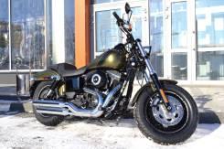 Harley-Davidson Dyna Fat Bob. 1 690 куб. см., исправен, птс, без пробега