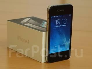 Apple iPhone 4 32Gb. Б/у