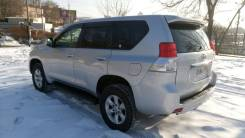 Toyota Land Cruiser Prado. автомат, 4wd, 2.7 (163 л.с.), бензин, 110 тыс. км