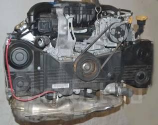 Двигатель в сборе. Subaru: Impreza, Impreza XV, Impreza WRX, Legacy B4, Exiga, Impreza WRX STI, Legacy, Forester Двигатели: EJ20, EJ204