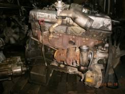 Двигатель в сборе. SsangYong Musso