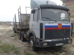 МАЗ 642208. Продам Маз 642208 тягач с полуприцепом, 14 860 куб. см., 9 450 кг.