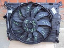 Вентилятор охлаждения радиатора. Mercedes-Benz