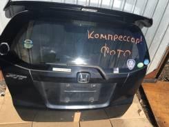 Дверь багажника. Honda Fit, GE6