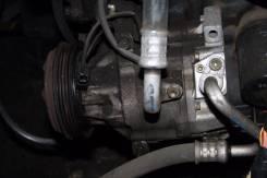 Компрессор кондиционера. Toyota Yaris Toyota Vitz Toyota Echo Toyota Platz Двигатель 1SZFE