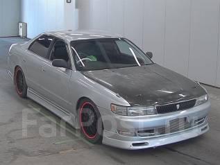 Toyota Chaser. механика, задний, 2.5 (280 л.с.), бензин, 95 тыс. км, б/п, нет птс. Под заказ