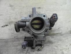 Заслонка дроссельная. Mazda Training Car, BJ5P Mazda Laser Lidea, BJ3PF, BJ5PF, BJ8WF, BJEPF, BJ5WF Mazda Familia, BJ5P, YR46U15, BJFW, ZR16U65, ZR16U...