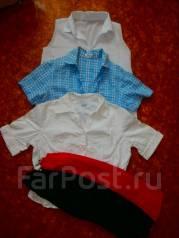Блузки + юбки. 48
