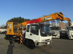 Isuzu Forward. Автокран , 8 220 куб. см., 5 000 кг., 99 м. Под заказ