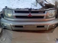 Ноускат. Mitsubishi Pajero Pinin