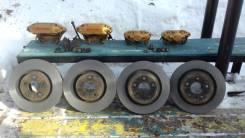Суппорт тормозной. Nissan 350Z, Z33