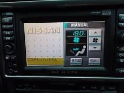 Блок управления климат-контролем. Nissan Laurel, GC35, GCC35, GNC35, HC35, SC35 Nissan Stagea, WGC34, WGNC34, WHC34 Nissan Cefiro, A32, HA32, PA32, WA...