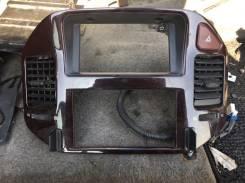 Консоль панели приборов. Mitsubishi Pajero, V73W, V65W, V75W, V78W, V77W Двигатель 4M41