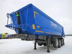 Тонар 9523. - полуприцеп самосвальный 2014г. в., 34 000 кг.