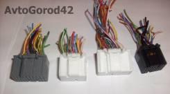 Фишки ecu honda D. Honda Civic, EU2, EU3, EU1, EU4 Двигатели: D15B, D17A, D15B D17A