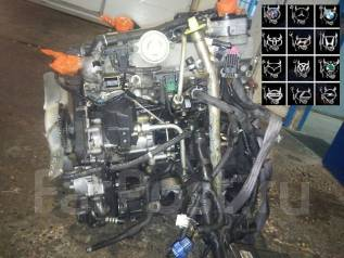 Двигатель в сборе. Isuzu Trooper Isuzu Bighorn, UBS73GW Isuzu Wizard, UES73FW Isuzu MU, UES73EW Двигатель 4JX1