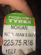 Nokian Nordman 5 SUV. Зимние, шипованные, без износа, 4 шт