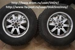 Sparco. 7.0/7.0x15, 4x100.00, ET25/38, ЦО 73,0мм.