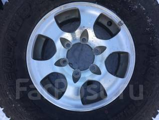 Bridgestone. 6.0x15, 6x139.70, ET33