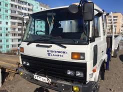 Nissan Diesel. Продам грузовик с манипулятором , 6 999 куб. см., 5 000 кг.