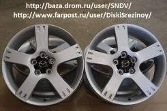 Mazda. 7.0x18, 5x114.30, ET55, ЦО 68,0мм.