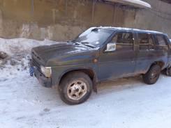 Nissan Terrano. WBYD21, TD27