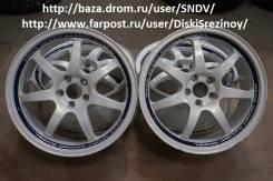 Weds Sport SA-70. 7.5x17, 5x100.00, ET45, ЦО 65,0мм.