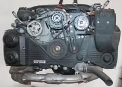 Двигатель в сборе. Subaru Legacy B4, BL9 Subaru Legacy, BL9 Subaru Impreza WRX Subaru Forester Двигатель EJ255