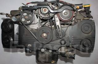Двигатель в сборе. Subaru: Legacy B4, Legacy Lancaster, Outback, Legacy, Impreza WRX, Impreza WRX STI, Forester, Impreza, Exiga Двигатели: EJ25, EJ254