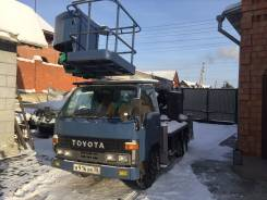 Toyota Dyna. Продам авто вышку DYNA БЕЗ Пробега, 14 м.